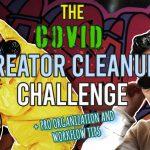 Covid Creator Cleanup – Thumbnail 1